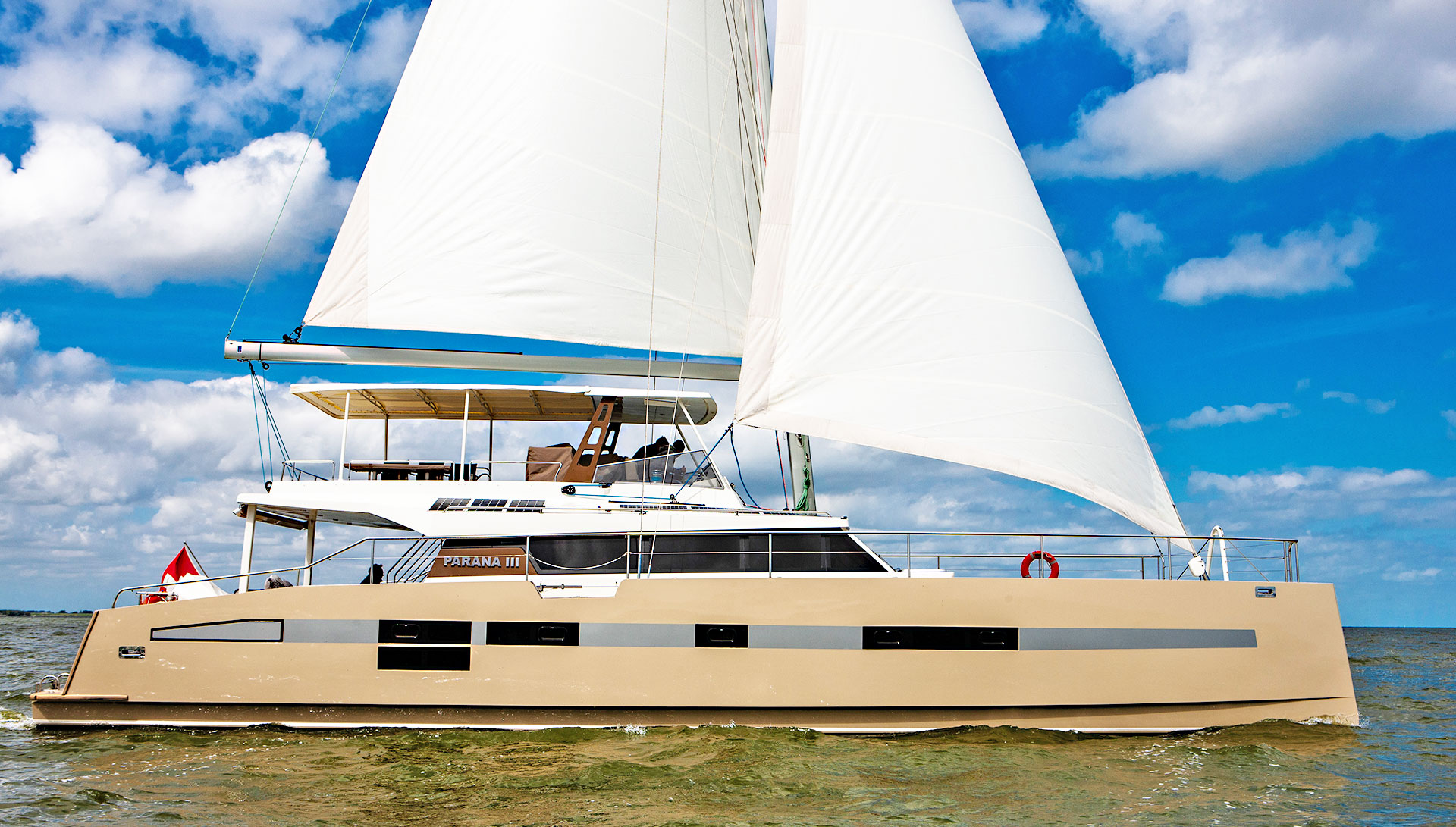 "CATAMARIS - ""custom-made"" CATAMARAN YACHTS"