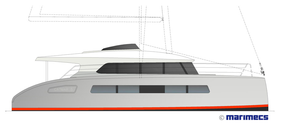 CATMAR EXPLORER 55 FLYBRIDGE